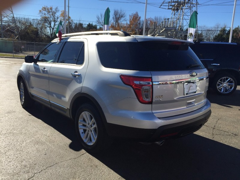 Ford Explorer XLT Leather Navigation 2015 price $1,500 Down!!