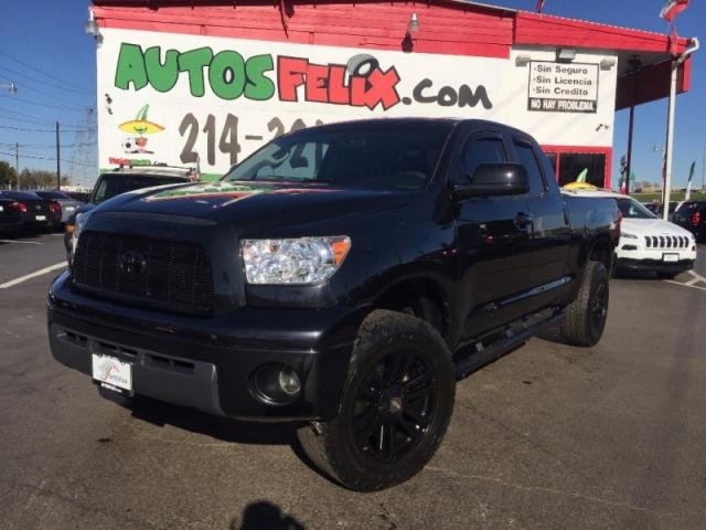 2011 Toyota Tundra Texas Edition