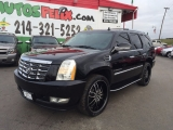 Cadillac Escalade Luxury Package!! 2013