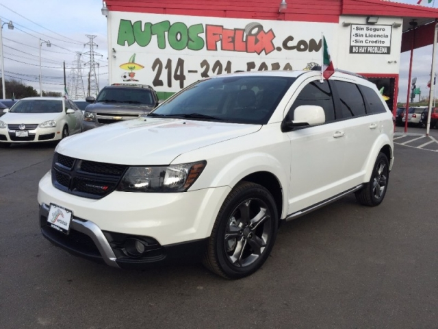 2015 Dodge Journey Crossroad!! Navigation!