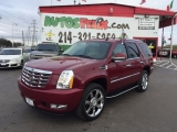 Cadillac Escalade Luxury Package! 2013