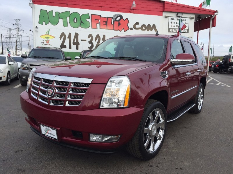 Cadillac Escalade Luxury Package! 2013 price $2,50000 Down!!