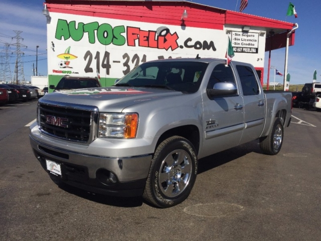 2012 GMC Sierra Texas Edition!!