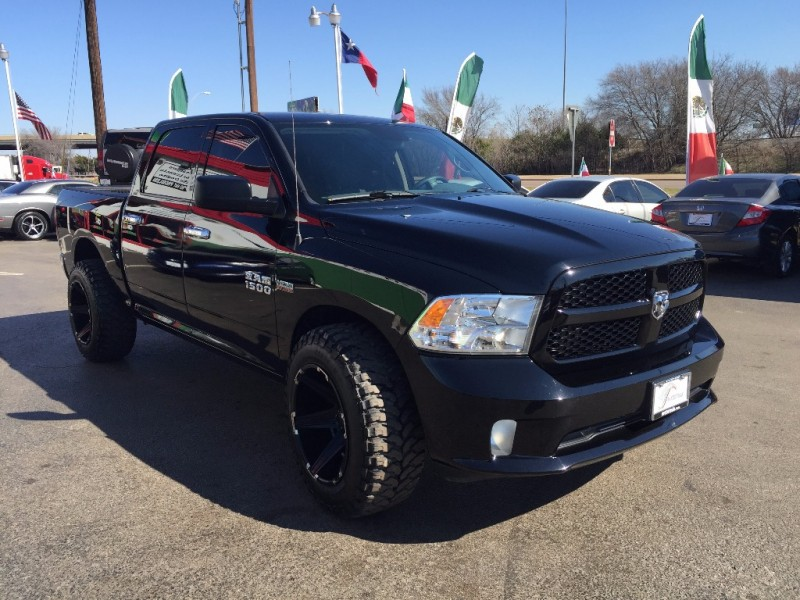 Dodge Ram Hemi 4x4 2014 price $3,000 Down!!