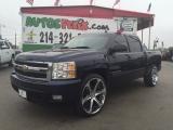 Chevrolet Silverado LTZ!!! Piel, rines 26! 2013