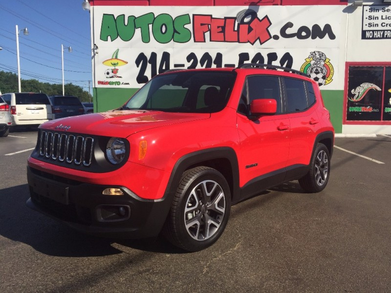 Jeep Renegade 2016 price $2,000 Down!!