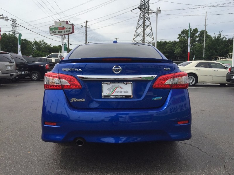Nissan Sentra SR 2015 price $1,500 Down!!