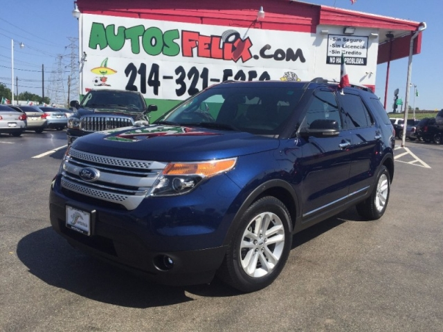 2015 Ford Explorer Limited!!! Piel!!