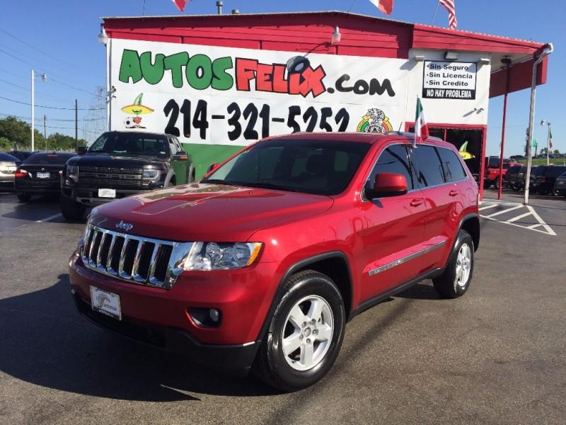 Jeep grand Cherokee Laredo!! 2015 price $1,500 Down!!