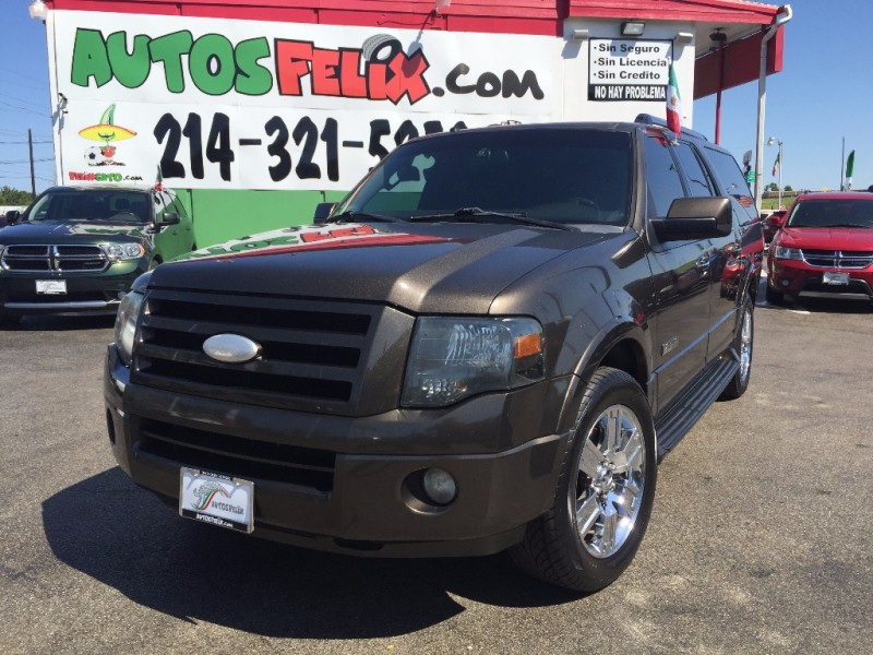 Ford Expedition Limited!! 2011 price 1,000 Down!!