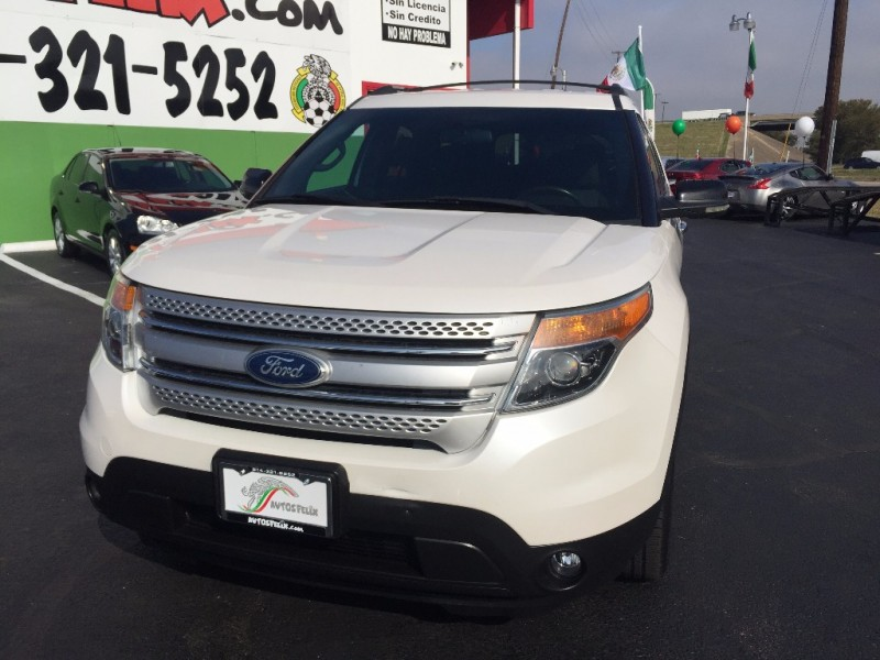 Ford Explorer XLT Perla!! 2015 price 1500