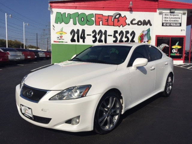 2011 Lexus IS-250 Perla!!