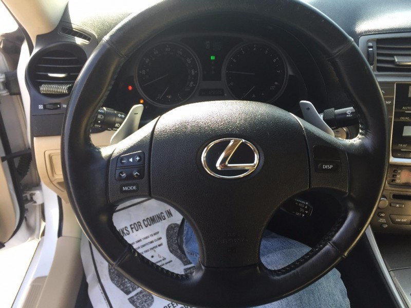 Lexus IS-250 Perla!! 2011 price $1,500 Down!!