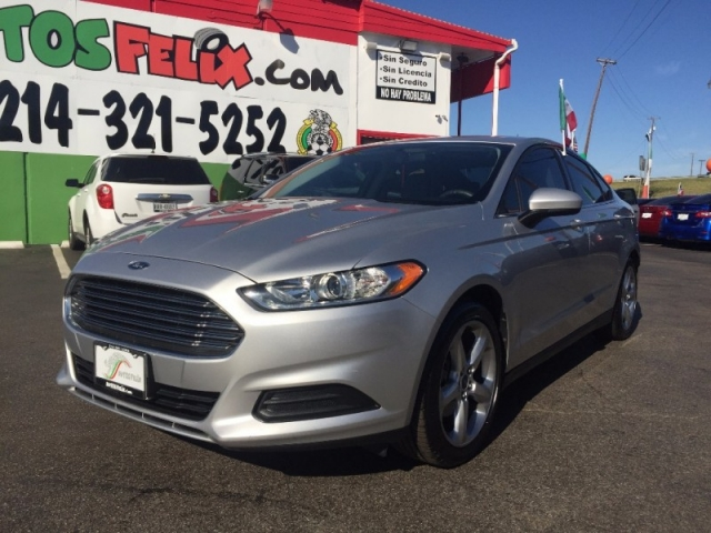 2014 Ford Fusion SEL!!