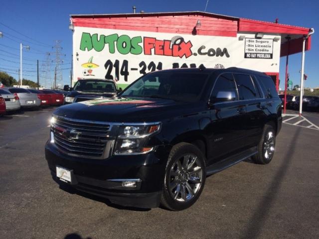 2016 Chevrolet Tahoe LTZ!!!