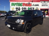 Jeep Patriot Latitude!!! 2016