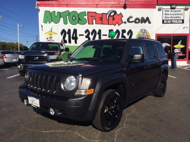 2016 Jeep Patriot Latitude!!!