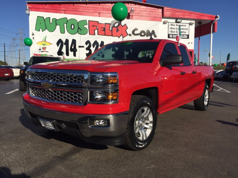Chevrolet Silverado Z71!! Piel!! 2016 price $4,500 Down!!
