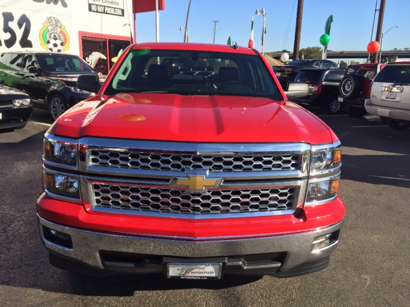 Chevrolet Silverado Z71!! Piel!! 2016 price $4,000 Down!!