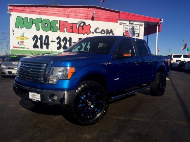 2014 Ford F150 Levantada!!! Rines 22!!!