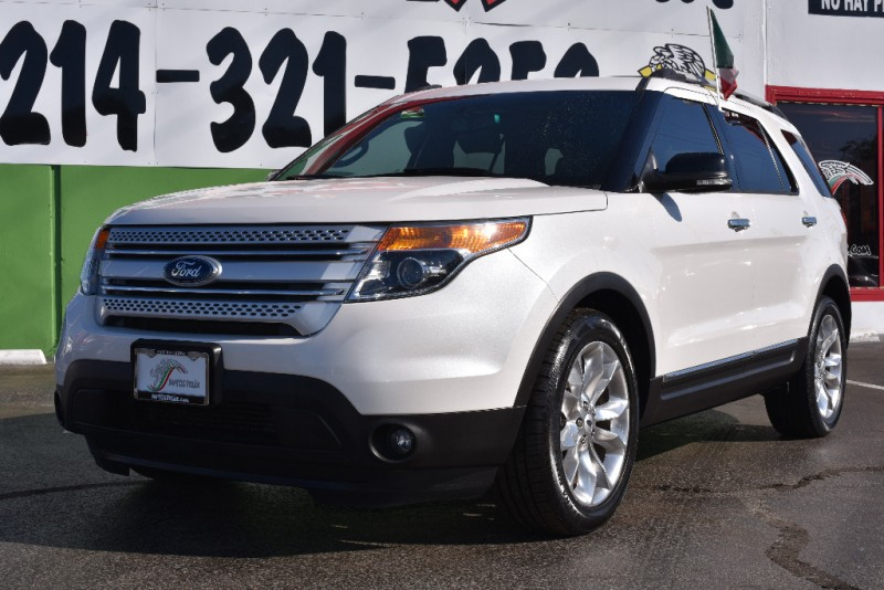 2016 Ford Explorer Limited White Pearl Inventory Felix