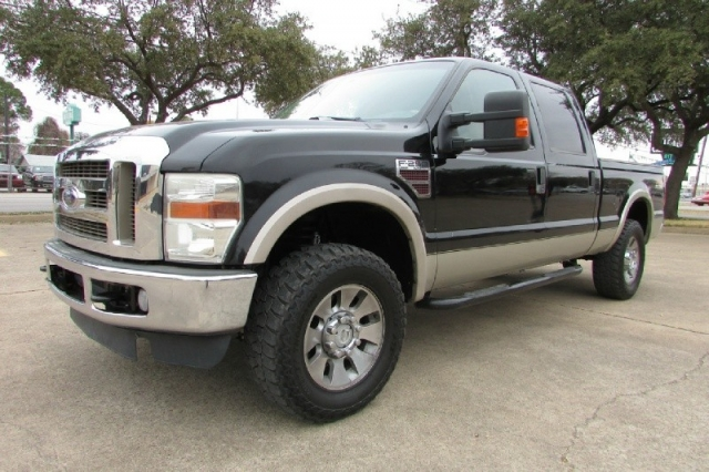 2008 Ford Super Duty F-250