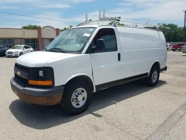2012 Chevrolet Express Cargo Van