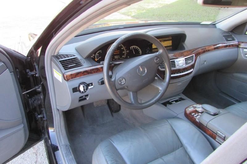 Mercedes-Benz S-Class 2007 price $7,000
