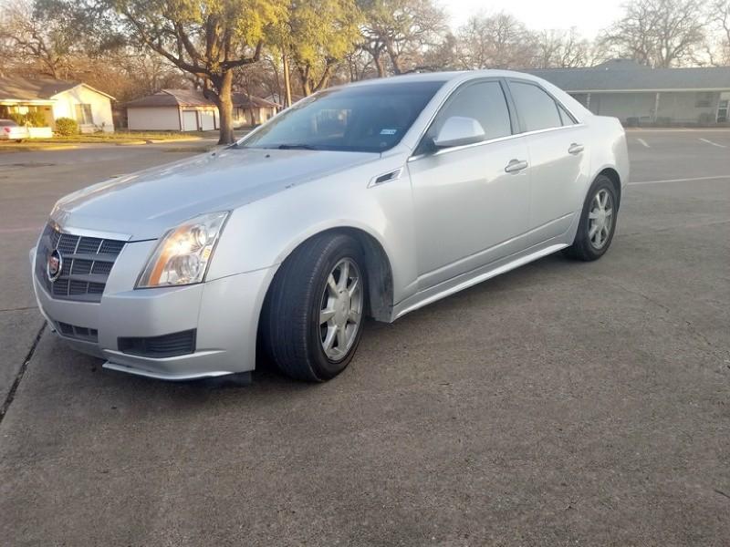 Cadillac CTS Sedan 2011 price $6,900