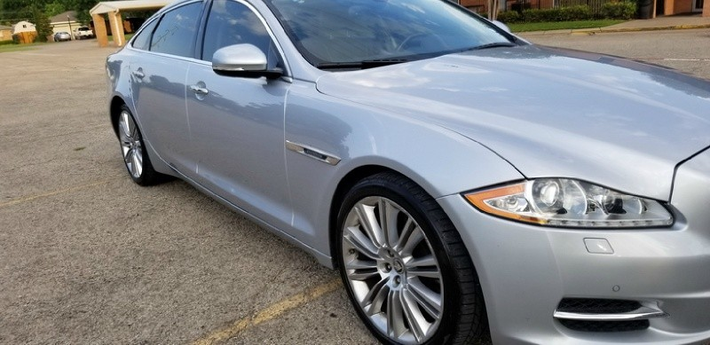 Jaguar XJ 2011 price $0
