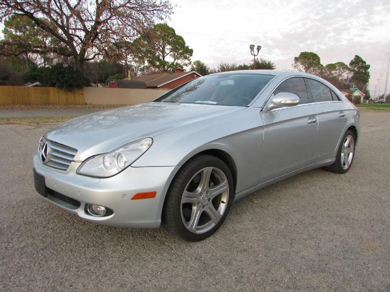 Mercedes-Benz CLS-Class 2007 price $7,900