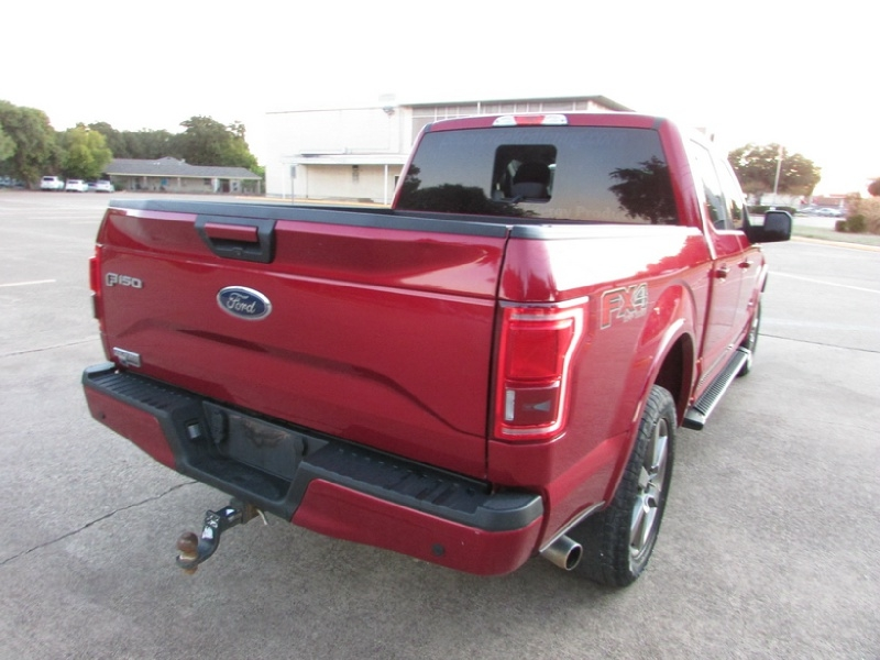 Ford F-150 2017 price $21,950