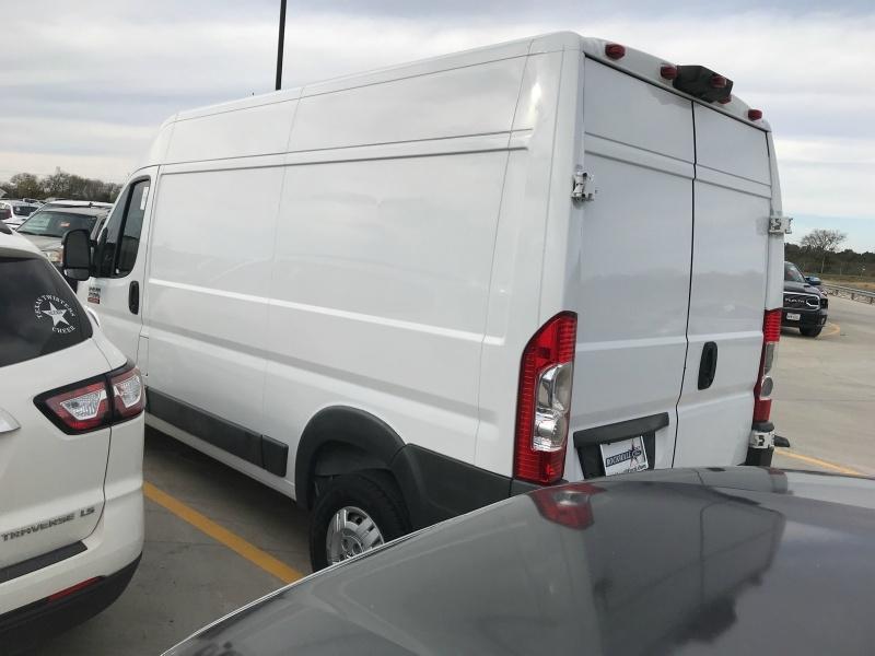 RAM ProMaster Cargo Van 2015 price $19,980