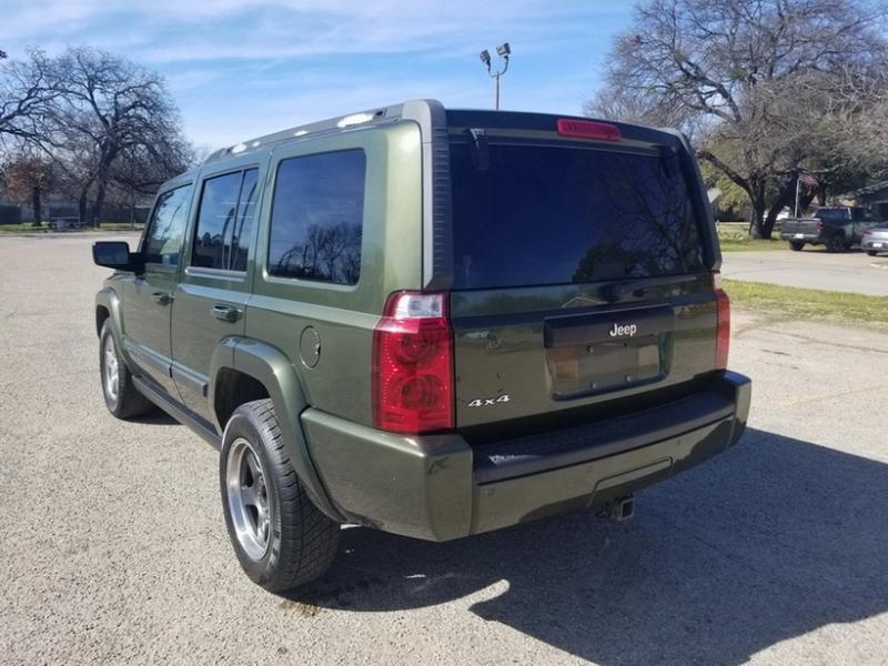 Jeep Commander 2007 price $5,995