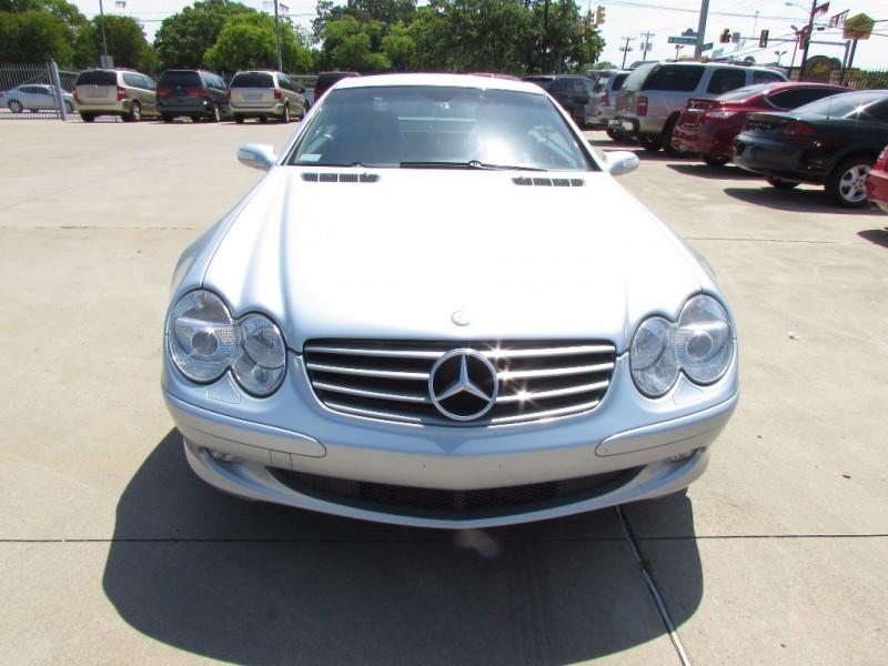 Mercedes-Benz SL-Class 2004 price $0