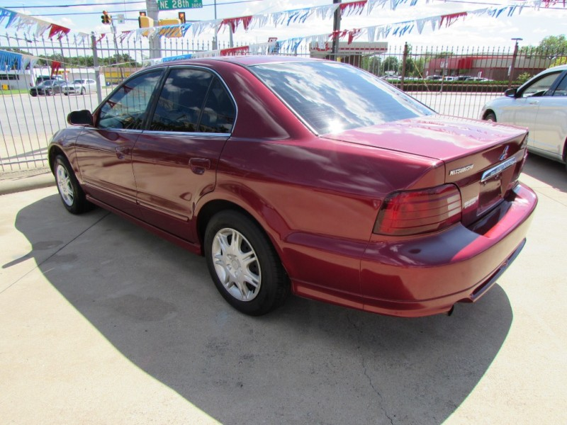 Mitsubishi Galant 2001 price $0