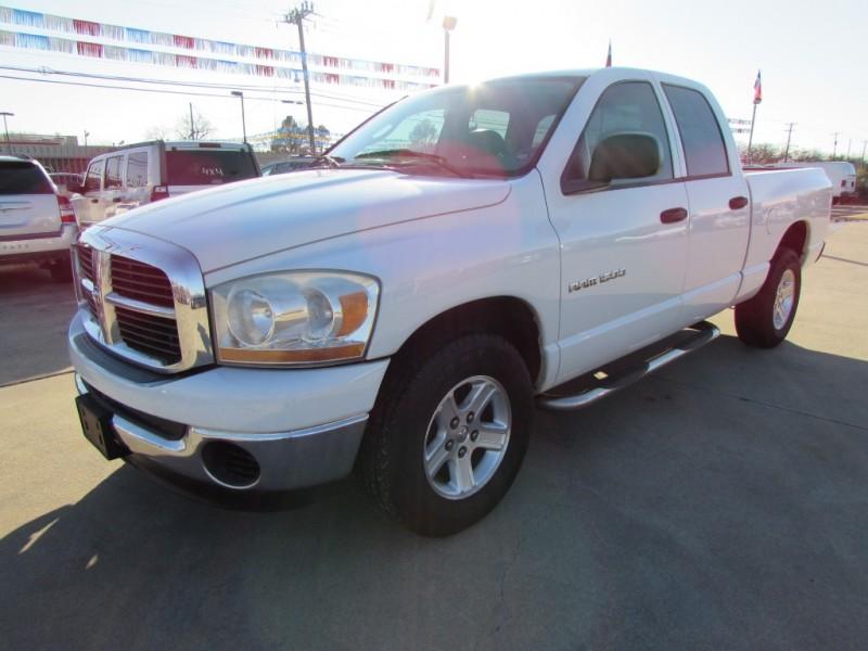"""Dodge Dealership Fort Worth >> 2006 Dodge Ram 1500 4dr Quad Cab 140.5"""" WB ST - Inventory"""