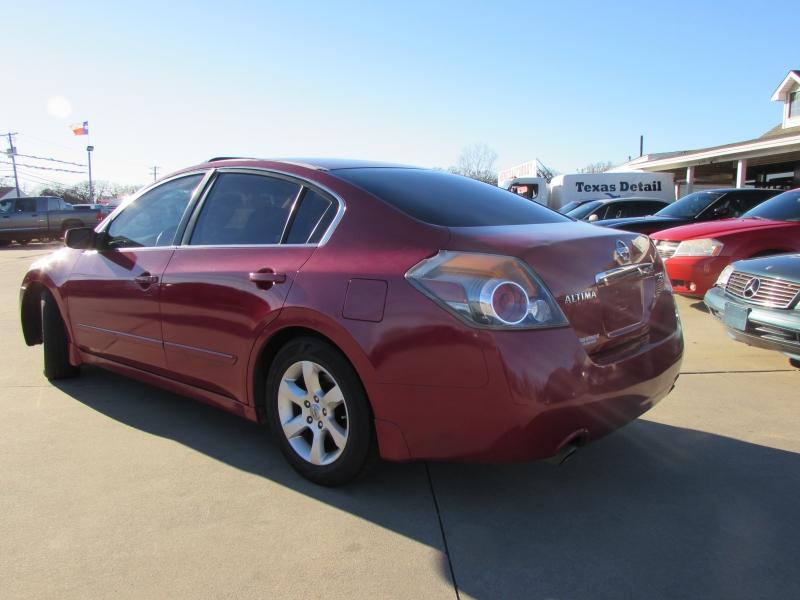 Nissan Altima 2007 price $0