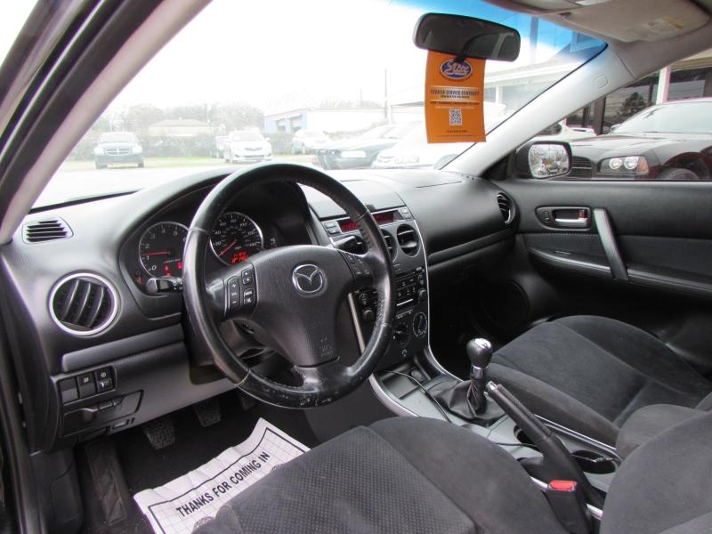 Mazda Mazda6 2007 price $0