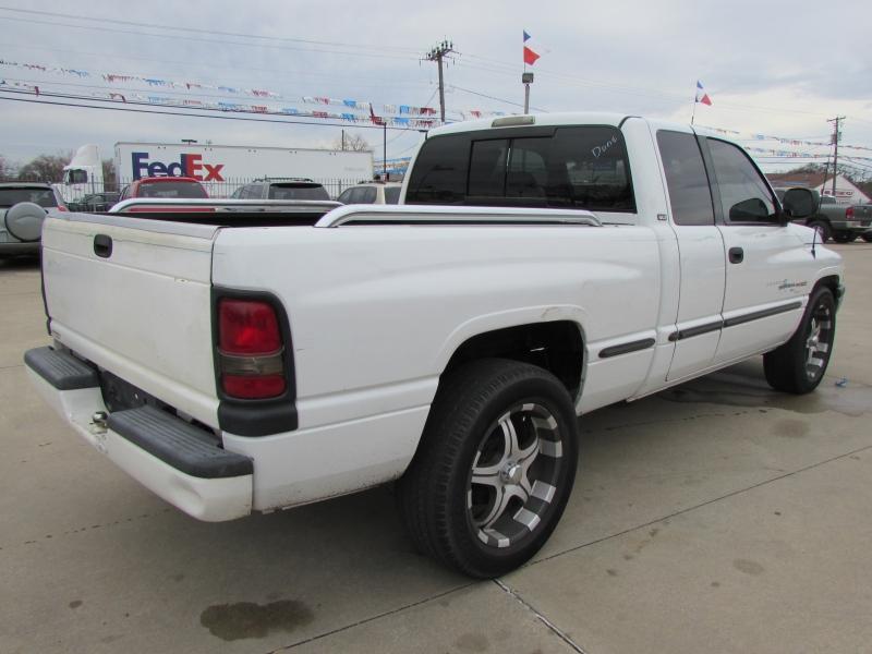 Dodge Ram 1500 1998 price $0