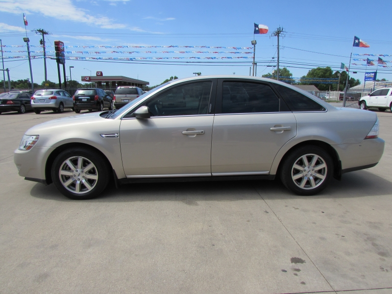 Ford Taurus 2009 price $0