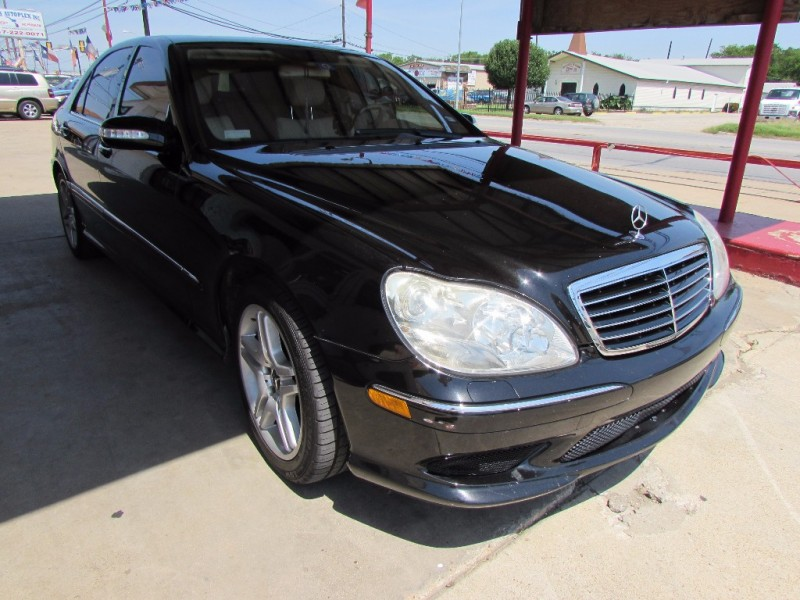 Mercedes-Benz S-Class 2006 price $0