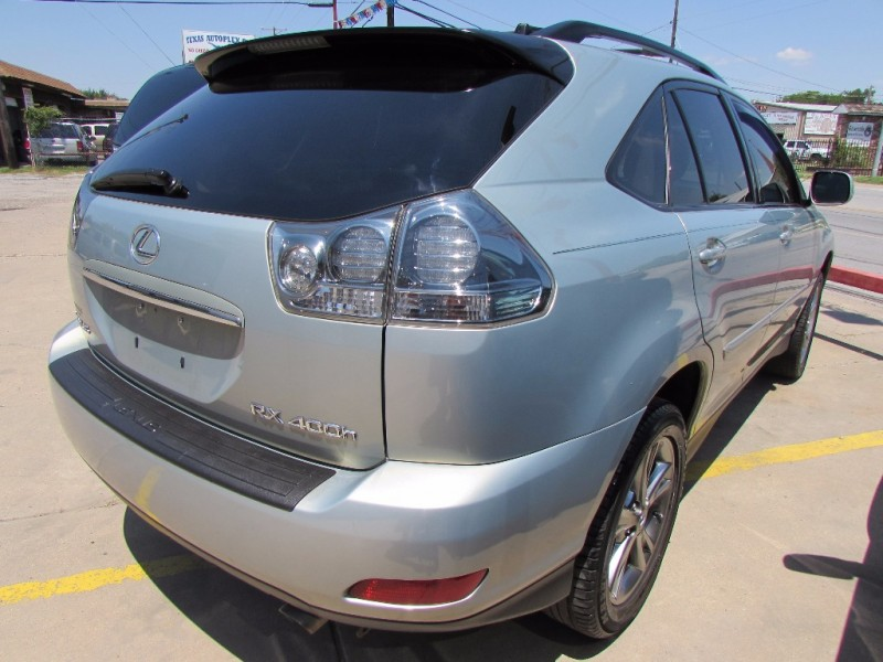 2006 lexus rx 400h 4dr hybrid suv awd inventory texas. Black Bedroom Furniture Sets. Home Design Ideas