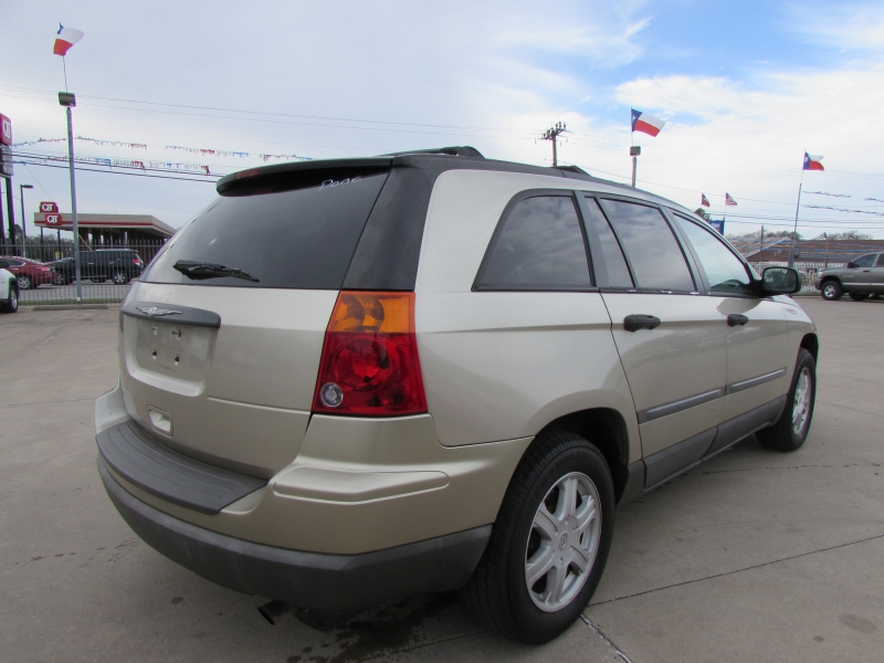 Chrysler Pacifica 2006 price $0
