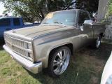 Chevrolet Pickup 1981