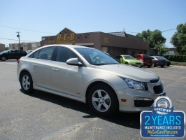 Chevrolet Cruze Limited 500.00 total down 2016
