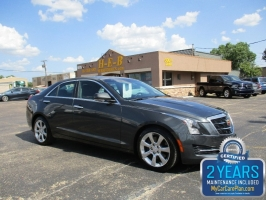 Cadillac ATS Sedan 500 total down all credit 2015