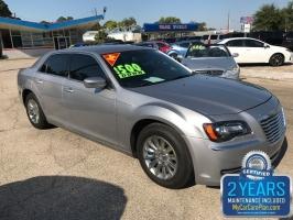 Chrysler 300   500.00 total down full warranty 2015