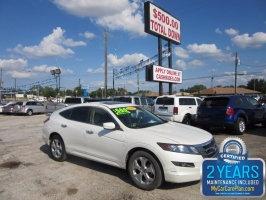 Honda Crosstour 500 total down all credit 2012