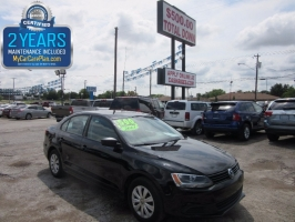 Volkswagen Jetta Sedan 500.00 total down all credit 2013